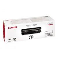 Canon Cartridge 728 (Black / Juoda) tonerio kasetė, 2100 psl.
