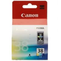 Canon CL-38 (Color / Spalvota) rašalinė kasetė, 205 psl.