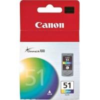 Canon CL-51 (Color / Spalvota) rašalinė kasetė, 545 psl.