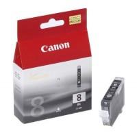 Canon CLI-8BK (Black / Juoda) rašalinė kasetė, 13ml. 420 psl.