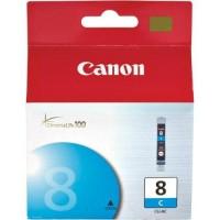 Canon CLI-8C (Cyan / Žydra) rašalinė kasetė, 14ml. 420 psl.