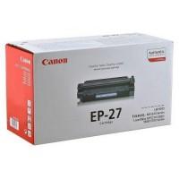 Canon EP-27 (Black / Juoda) tonerio kasetė, 2500 psl.