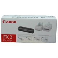 Canon FX-3 (Black / Juoda) tonerio kasetė, 2500 psl.