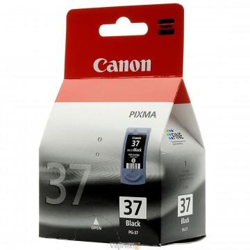 Canon PG-37 (Black / Juoda) rašalinė kasetė, 220 psl.