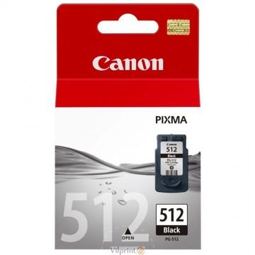 Canon PG-512 (Black / Juoda) rašalinė kasetė, 400 psl.