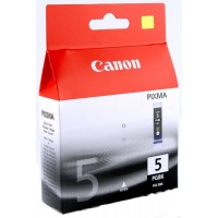 Canon PGI-5BK (Black / Juoda) rašalinė kasetė, 360 psl.