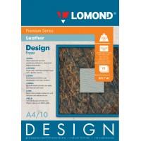 "Lomond A4, 230g/m2, 10 lapų, ""Design Premium Leather"" vienpusis, matinis tekstūrinis fotopopierius (Fine Art Paper Design Premium Leather Matte / kodas: 0917141)"