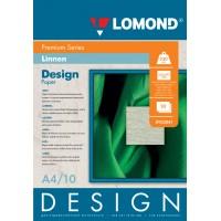"""Lomond A4, 230g/m2, 10 lapų, """"Linen"""" vienpusis, matinis tekstūrinis fotopopierius (Fine Art Paper Design Premium Linen Matte / kodas: 0933041)"""