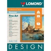 "Lomond A4, 210g/m2, 10 lapų, ""Hammer"" vienpusis, matinis tekstūrinis fotopopierius (Fine Art Paper Gallery Hammer / kodas: 0916041)"