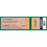 Lomond 1067mm x 45m, 105g/m2, ruloninis matinis fotopopierius (XL Photo Paper Matt CAD&GIS / kodas 1202053)