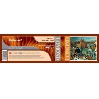 Lomond 610mm x 10m, 320g/m2, ruloninė archyvinė natūrali lininė drobė (XL Natural Canvas Pigment Archive / kodas: 1207031)