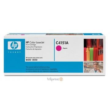 HP C4151A (Purpurinė / Magenta) tonerio kasetė, 8500 psl.