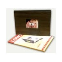"""Lomond A4 """"Mano knyga"""" viršelio komplektas fotoalbumui (rudas) (kodas: 1510020)"""