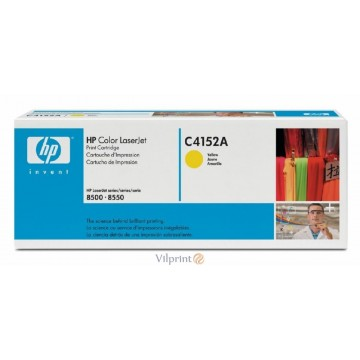 HP C4152A (Yellow / Geltona) tonerio kasetė, 8500 psl.