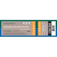 Lomond 610mm x 20m, 90g/m2, ruloninis matinis lipnus fotopopierius (XL Photo Paper Matte Self Adhesive / kodas 1202201)