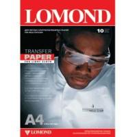 Lomond A3, 140g/m2, 50 lapų, termopernešimo popierius rašaliniams spausdintuvams, skirtas vaizdo perkėlimui ant šviesios tekstilinės medžiagos (Thermotransfer Inkjet Paper for Light Fabrics / kodas 0808315)