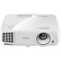 BenQ TW526E projektorius White DLP 3D Ready WXGA 1280x800 3200 ANSI Lumens 13'000:1 VGA/HDMI/USB Speaker 2W Lamp 203W 4500/6500 hours 2.3kg