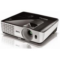 BenQ MX666 projektorius Black DLP 3D Ready XGA 1024x768 3500 Lumens 13'000:1 VGA/HDMI/USB/LAN Display Speaker 10W Lamp 3500/6500 hours 2.65KG