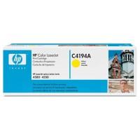 HP C4194A (Yellow / Geltona) tonerio kasetė, 6000 psl.