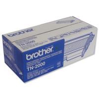 Brother TN-2000 (Black / Juoda) tonerio kasetė, 2500 psl.