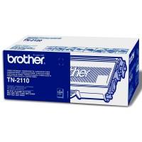 Brother TN-2110 (Black / Juoda) tonerio kasetė, 1500 psl.