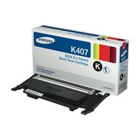 Samsung CLT-K407S (Black / Juoda) tonerio kasetė, 1500 psl.