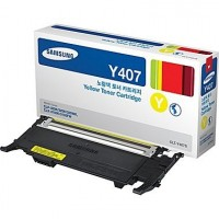 Samsung CLT-Y407S (Yellow / Geltona) tonerio kasetė, 1000 psl.