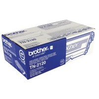 Brother TN-2120 (Black / Juoda) tonerio kasetė, 2600 psl.