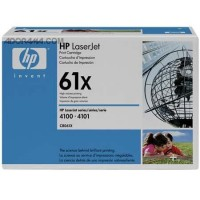 HP C8061X (Nr. 61X, Black / Juoda) tonerio kasetė, 10000 psl.