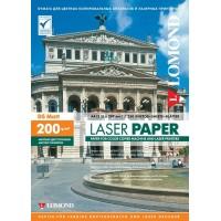 Lomond A4, 200g/m2, 250 lapų, dvipusis matinis fotopopierius spalvotiems lazeriniams spausdintuvams (Matt DS / kodas: 0300341)