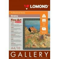 Lomond A4, 200g/m2, 10 lapų, Coarse-Grainy Archive, rašaliniam spausdintuvui (kodas: 0912241)