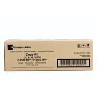 Triumph Adler 613511015 (Black / Juoda) tonerio kasetė, 7200 psl.