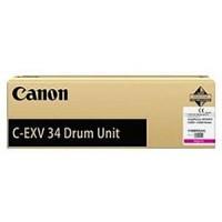 Canon C-EXV34 (Magenta / Purpurinis) drum / būgno mazgas, 36000 psl.