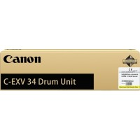 Canon C-EXV34 (Yellow / Geltonas) drum / būgno mazgas, 36000 psl.