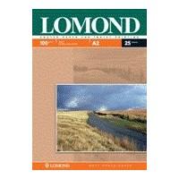Lomond A2, 100g/m2, 25 lapų, dvipusis matinis/matinis fotopopierius (Double Sided Matt/Matt Inkjet Photopaper /  kodas: 0102137)