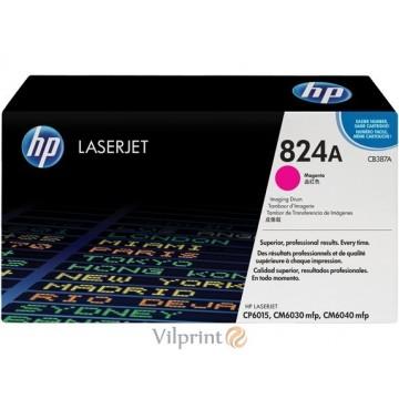 HP CB387A (Nr. 824A, Magenta / Purpurinė) drum / būgno mazgas, 23000 psl.