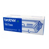 Brother TN-7300 (Black / Juoda) tonerio kasetė, 3000 psl.