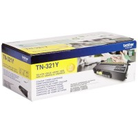 Brother TN-321Y (Yellow / Geltona) tonerio kasetė, 1500 psl.