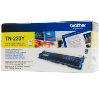 Brother TN-230Y (Yellow / Geltona) tonerio kasetė, 1400 psl.