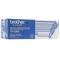 Brother TN-2005 (Black / Juoda) tonerio kasetė, 1500 psl.