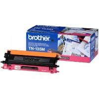 Brother TN-135M (Magenta / Purpurinė) tonerio kasetė, 4000 psl.