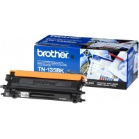 Brother TN-135BK (Black / Juoda) tonerio kasetė, 5000 psl.