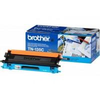 Brother TN-135C (Cyan / Žydra) tonerio kasetė, 4000 psl.