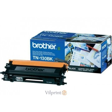 Brother TN-130BK (Black / Juoda) tonerio kasetė, 2500 psl.