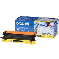 Brother TN-130Y (Yellow / Geltona) tonerio kasetė, 1500 psl.