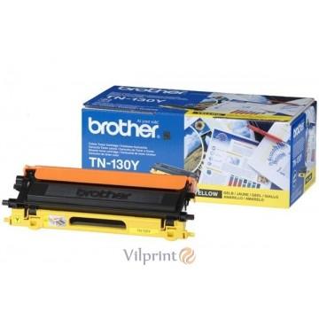 Brother TN-130Y (Yellow / Geltona) tonerio kasetė, 1500 psl.