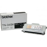 Brother TN-04BK (Black / Juoda) tonerio kasetė, 10000 psl.