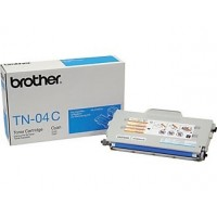 Brother TN-04C (Cyan / Žydra) tonerio kasetė, 6600 psl.