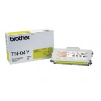 Brother TN-04Y (Yellow / Geltona) tonerio kasetė, 6600 psl.