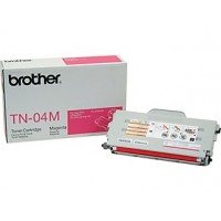 Brother TN-04M (Magenta / Purpurinė) tonerio kasetė, 6600 psl.